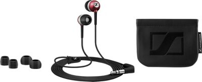 Sennheiser Sennheiser Precision Mobile Headphones Red - Sennheiser Headphones & Speakers