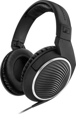 Sennheiser iOS Wired Stereo Headphones Black - Sennheiser Headphones & Speakers