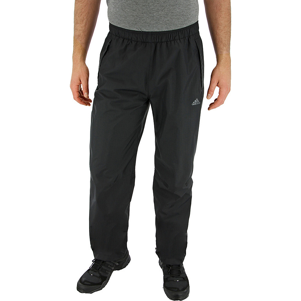 adidas apparel Mens 2.5L Wandertag Climaproof Pant S Black adidas apparel Men s Apparel