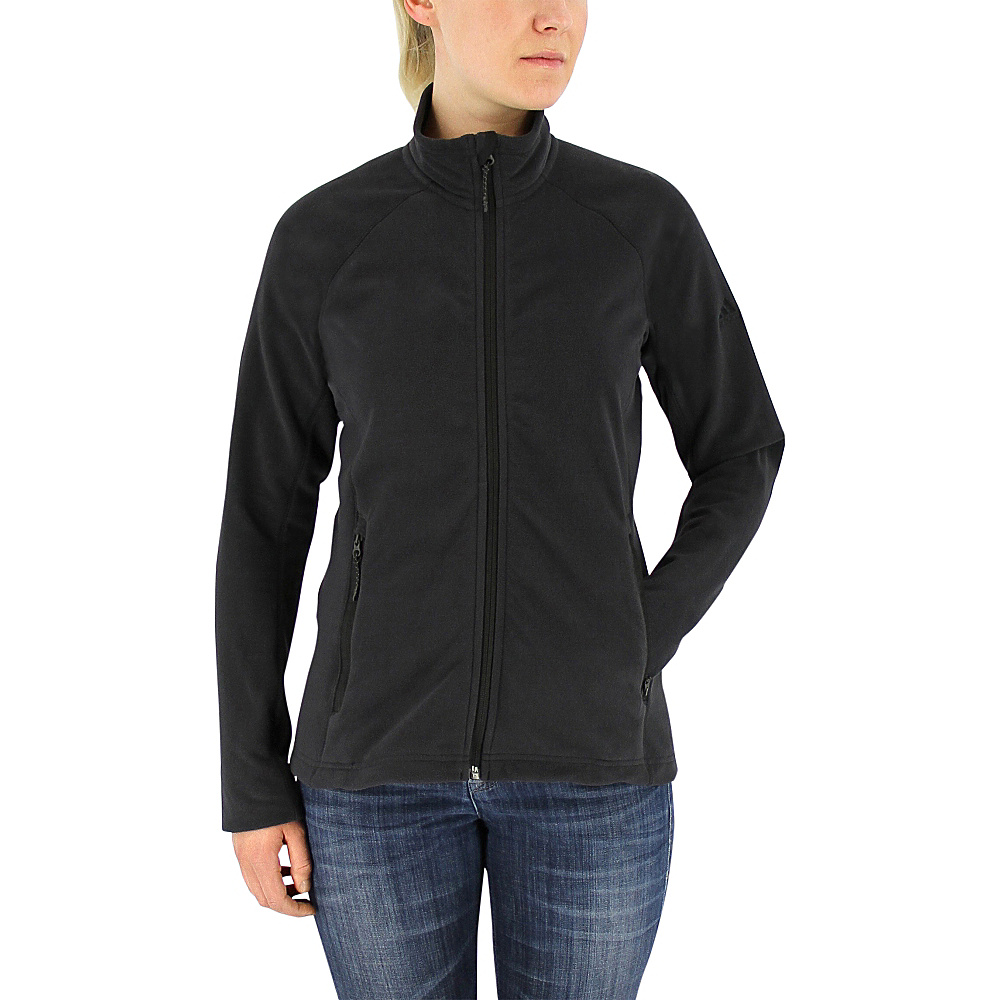 adidas outdoor Womens Reachout Jacket S - Black - adidas outdoor Womens Apparel - Apparel & Footwear, Women's Apparel
