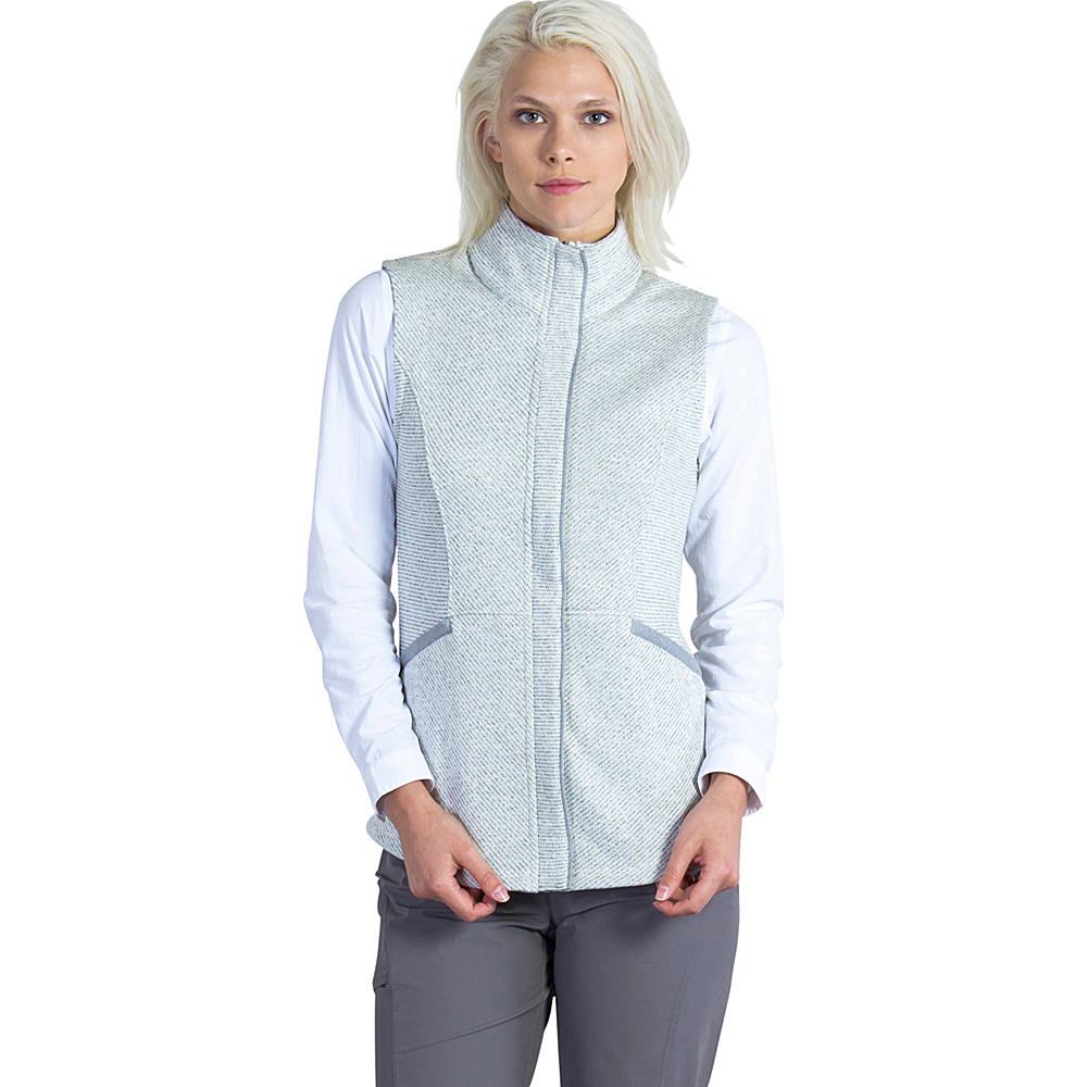 ExOfficio Womens Thermique Vest M - Vellum - ExOfficio Womens Apparel - Apparel & Footwear, Women's Apparel
