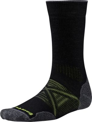 Smartwool PhD Outdoor Medium Crew XL - Black - Smartwool Men's Legwear/Socks