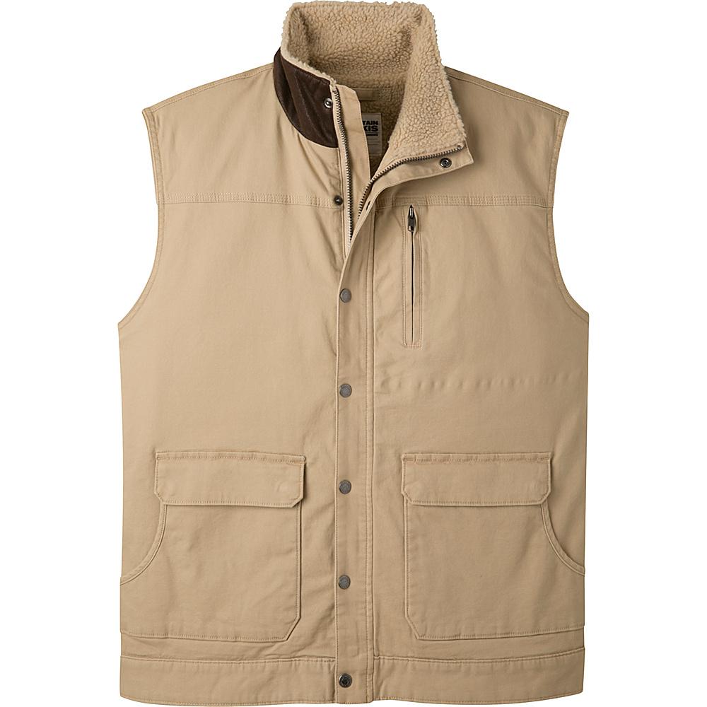 Mountain Khakis Ranch Shearling Vest M - Yellowstone - Mountain Khakis Mens Apparel - Apparel & Footwear, Men's Apparel