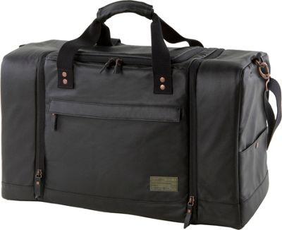 HEX Sneaker Laptop Duffel Calibre Black - HEX Rolling Duffels