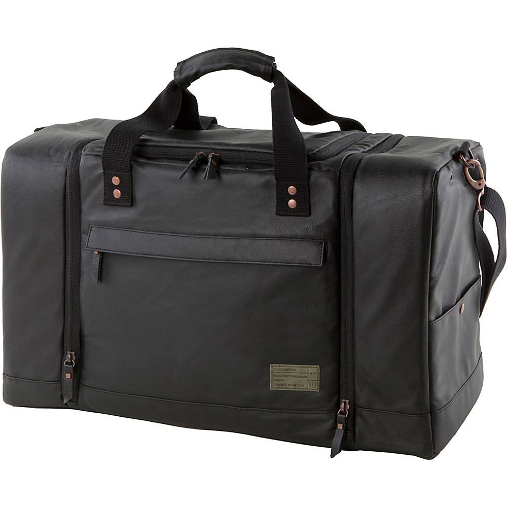 HEX Sneaker Laptop Duffel Calibre Black HEX Rolling Duffels