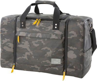 HEX Sneaker Laptop Duffel Calibre Camo - HEX Rolling Duffels