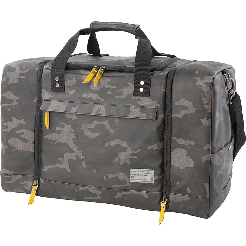 HEX Sneaker Laptop Duffel Calibre Camo HEX Rolling Duffels