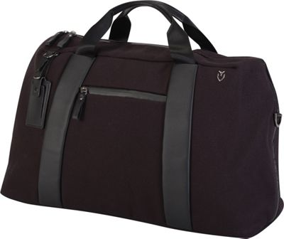 Vessel Signature Duffel Bag Black - Vessel Travel Duffels