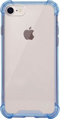 LAX Gadgets iPhone Plus 7 Clear Case Blue - LAX Gadgets Electronic Cases