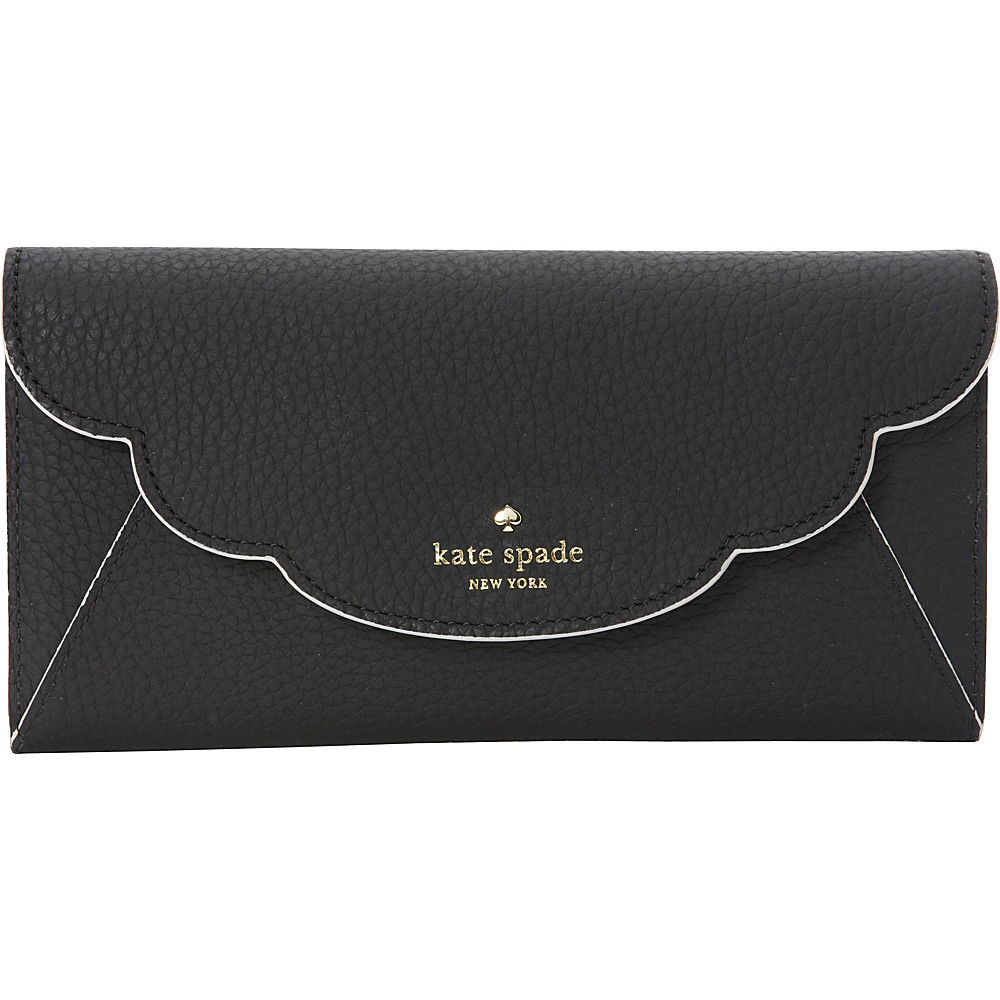 kate spade new york Leewood Place Phaedra Wallet Black kate spade new york Women s Wallets