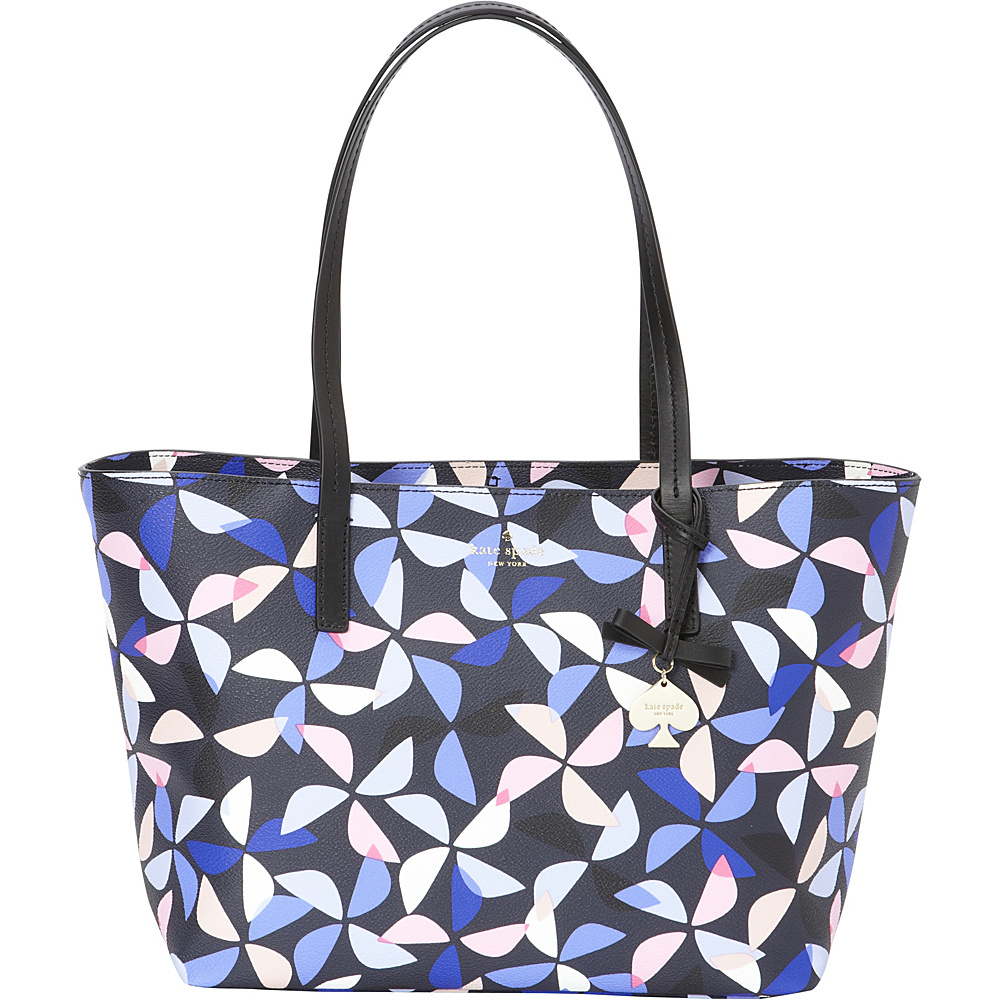 kate spade new york Hawthorne Lane Pinwheel Ryan Tote Rich Navy Multi kate spade new york Designer Handbags