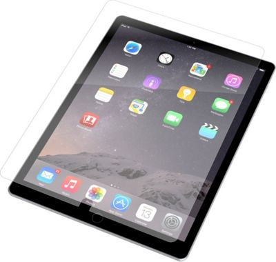 Zagg invisibleSHIELD Screen Protector for iPad Pro, Glass Clear - Zagg Electronic Cases