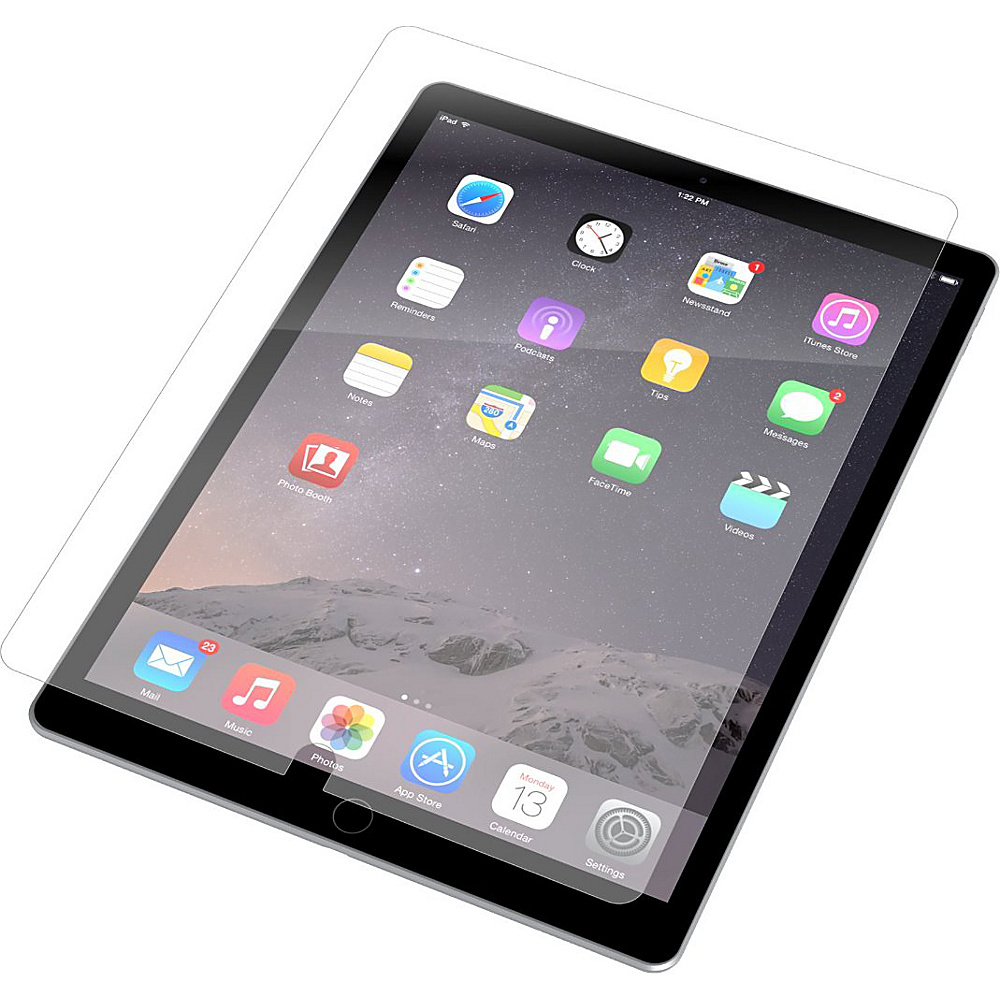 Zagg invisibleSHIELD Screen Protector for iPad Pro Glass Clear Zagg Electronic Cases