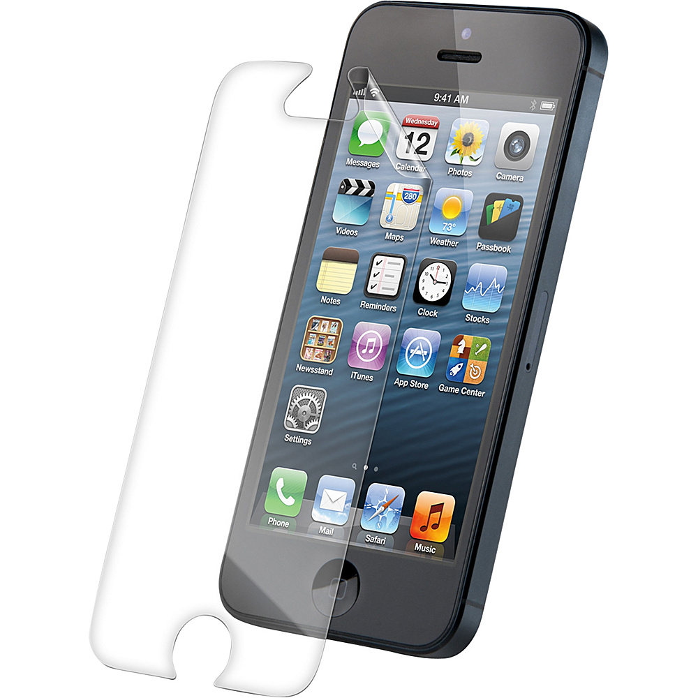 Zagg invisibleSHIELD Glass Apple iPhone 5 Screen Protector Clear Zagg Electronic Cases