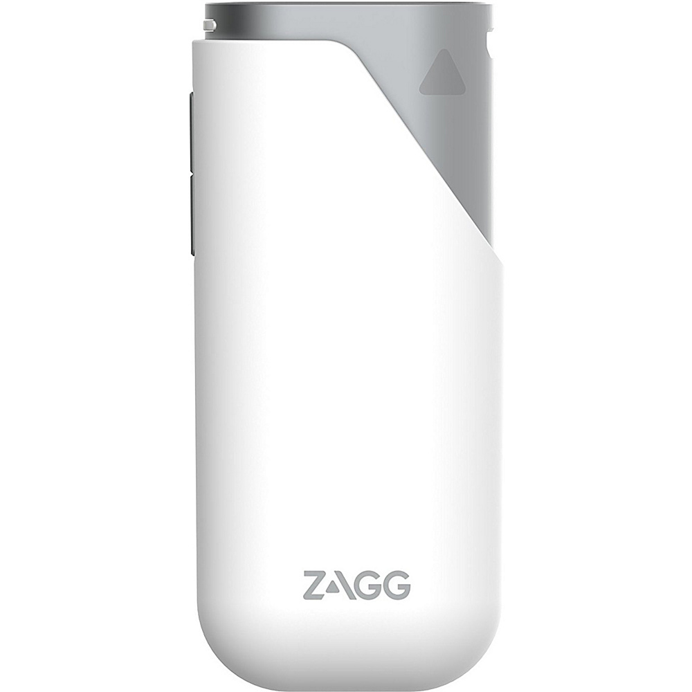 Zagg Power Amp 3 Silver Zagg Portable Batteries Chargers