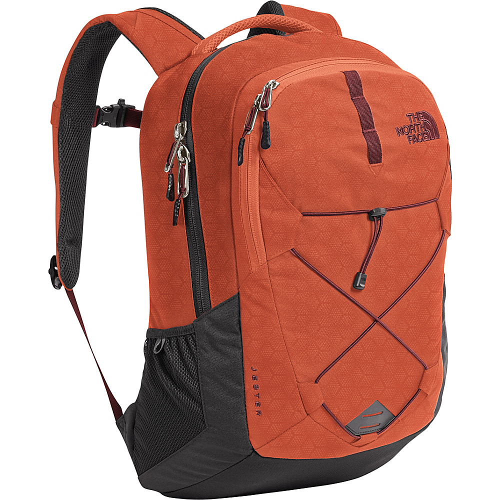 The North Face Jester Laptop Backpack- Sale Colors Ketchup Red - The North Face Business & Laptop Backpacks - Backpacks, Business & Laptop Backpacks