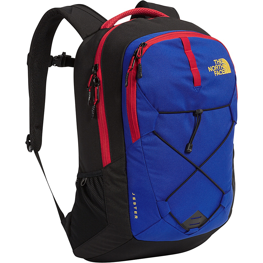 The North Face Jester Laptop Backpack- Sale Colors Bright Cobalt Blue/TNF Black - The North Face Business & Laptop Backpacks - Backpacks, Business & Laptop Backpacks