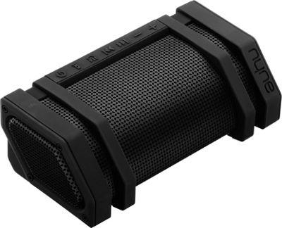 Nyne Edge Portable Bluetooth Speaker Black - Nyne Headphones & Speakers