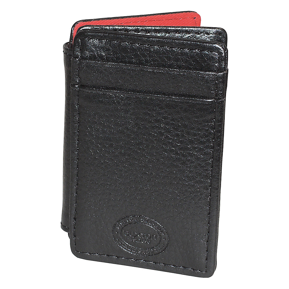 Buxton RFID Deluxe Magic Wallet Black - Buxton Mens Wallets - Work Bags & Briefcases, Men's Wallets