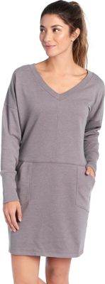 Lole Sohan Dress XS - Medium Grey Heather - Lole Women's Apparel 10516043