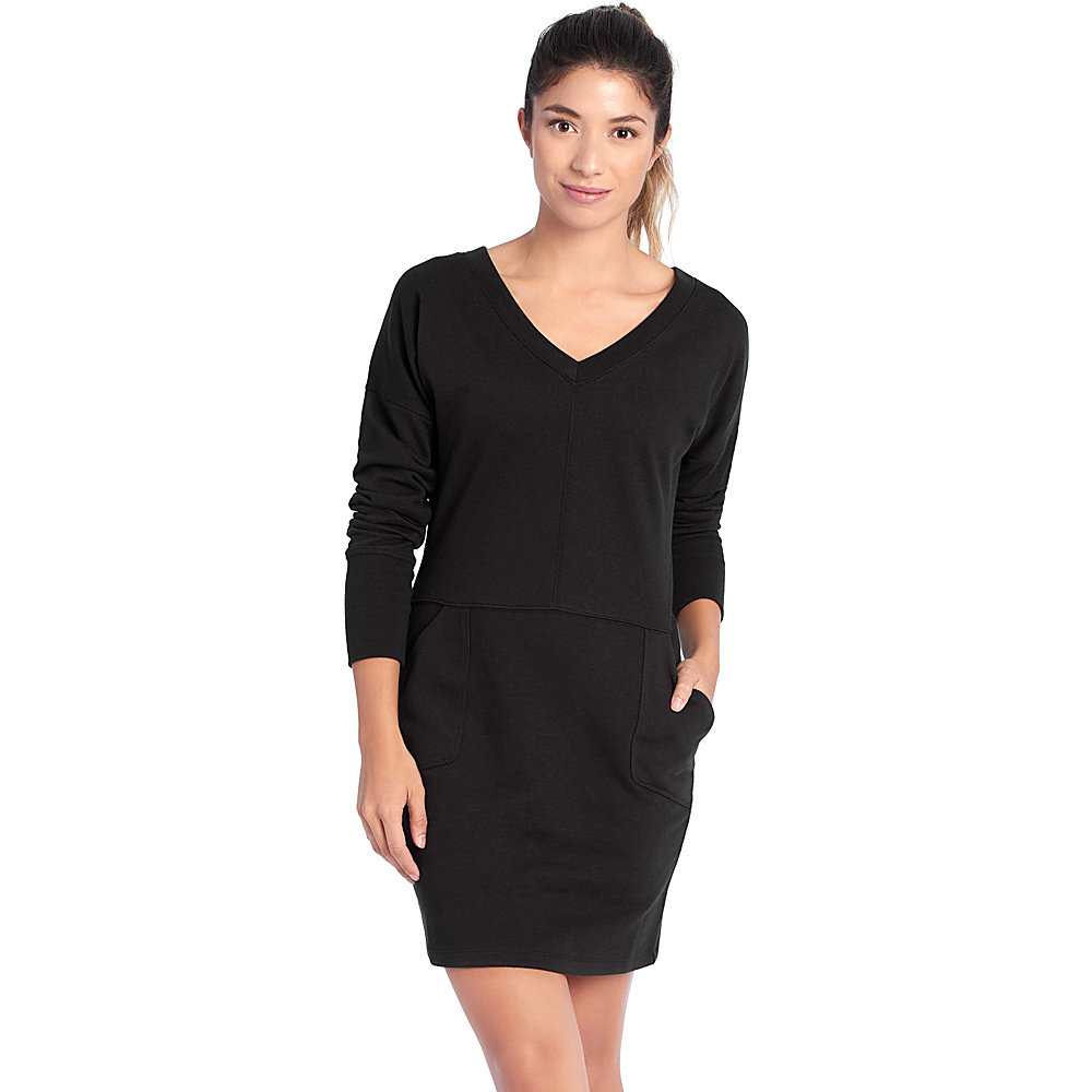 Lole Sohan Dress S - Black - Lole Womens Apparel - Apparel & Footwear, Women's Apparel