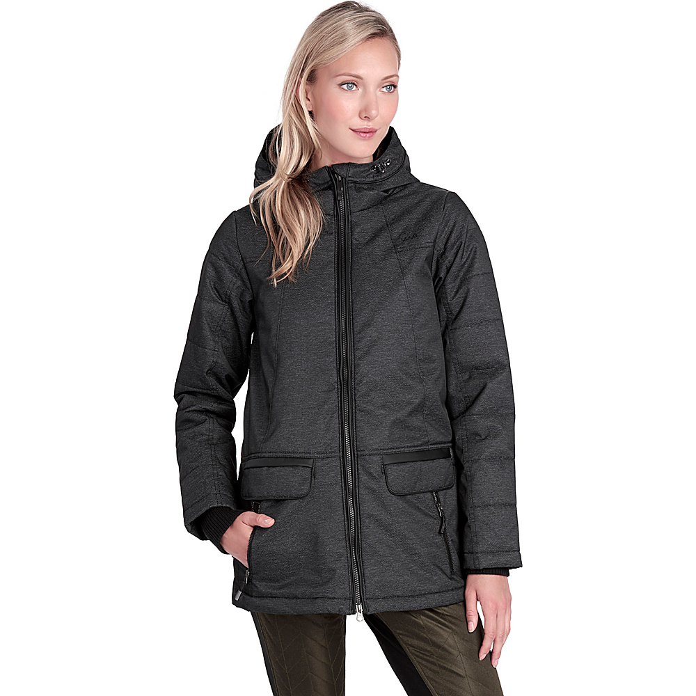 Lole Malaya Jacket L - Dark Charcoal - Lole Womens Apparel - Apparel & Footwear, Women's Apparel