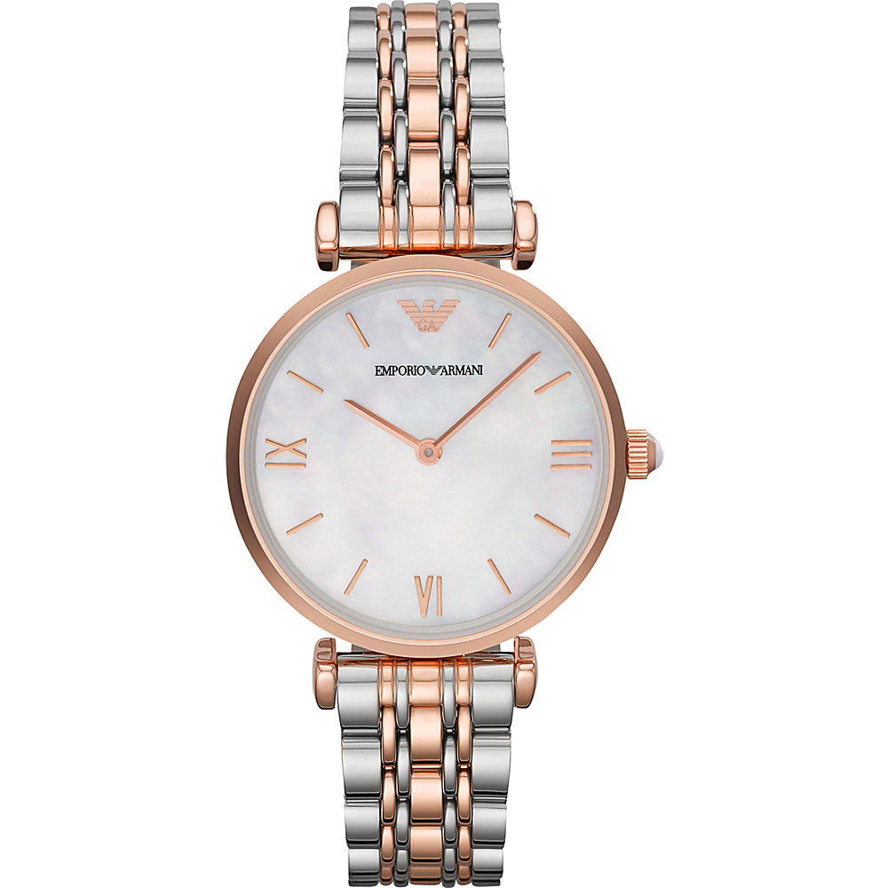 Emporio Armani Classic Watch Rose Gold Emporio Armani Watches