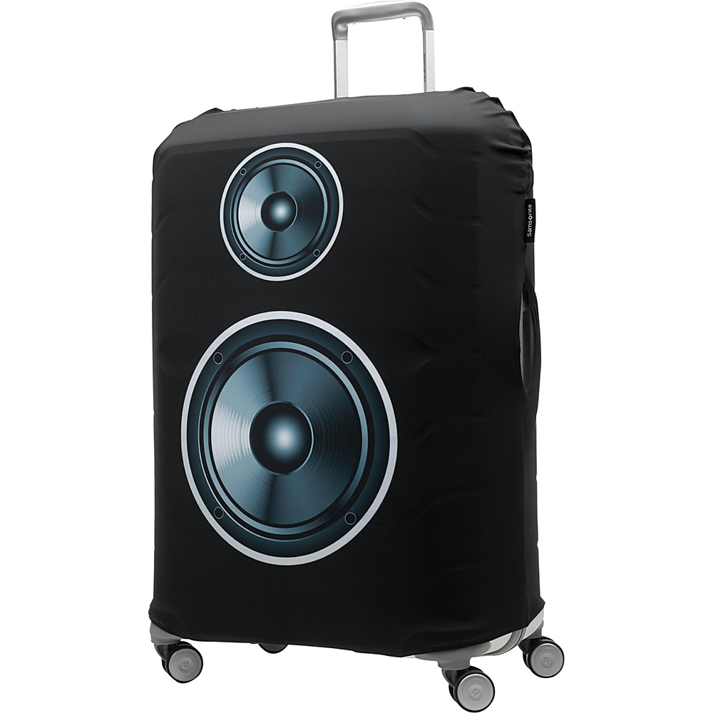 Samsonite Travel Accessories Printed Luggage Cover Large Speakers Samsonite Travel Accessories Luggage Accessories