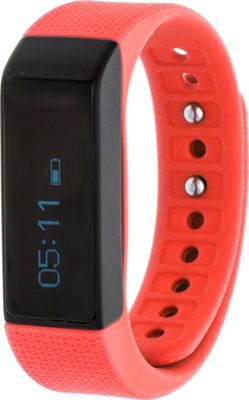 RBX TR2 Activity Tracker with Call & Message Display Coral - RBX Wearable Technology