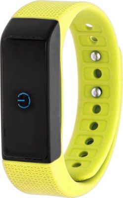 RBX TR2 Activity Tracker with Call & Message Display Yellow - RBX Wearable Technology
