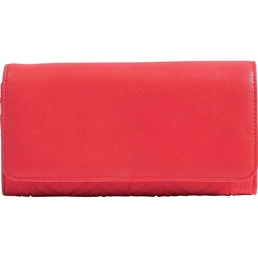 Vera Bradley RFID Audrey Wallet - Solid Canyon Sunset - Vera Bradley Womens Wallets - Women's SLG, Women's Wallets
