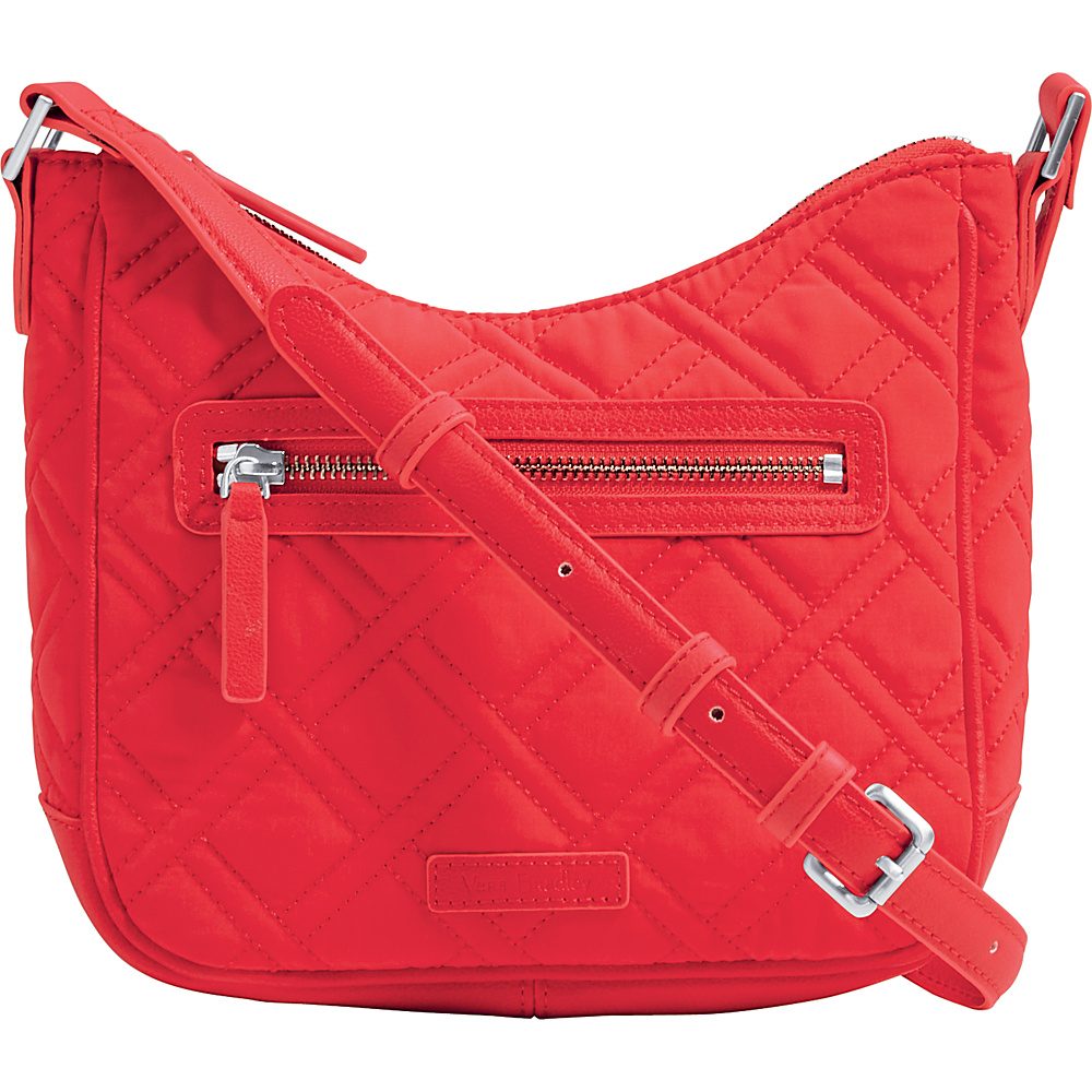 Vera Bradley Mini Vivian Crossbody - Solid Canyon Sunset - Vera Bradley Fabric Handbags - Handbags, Fabric Handbags