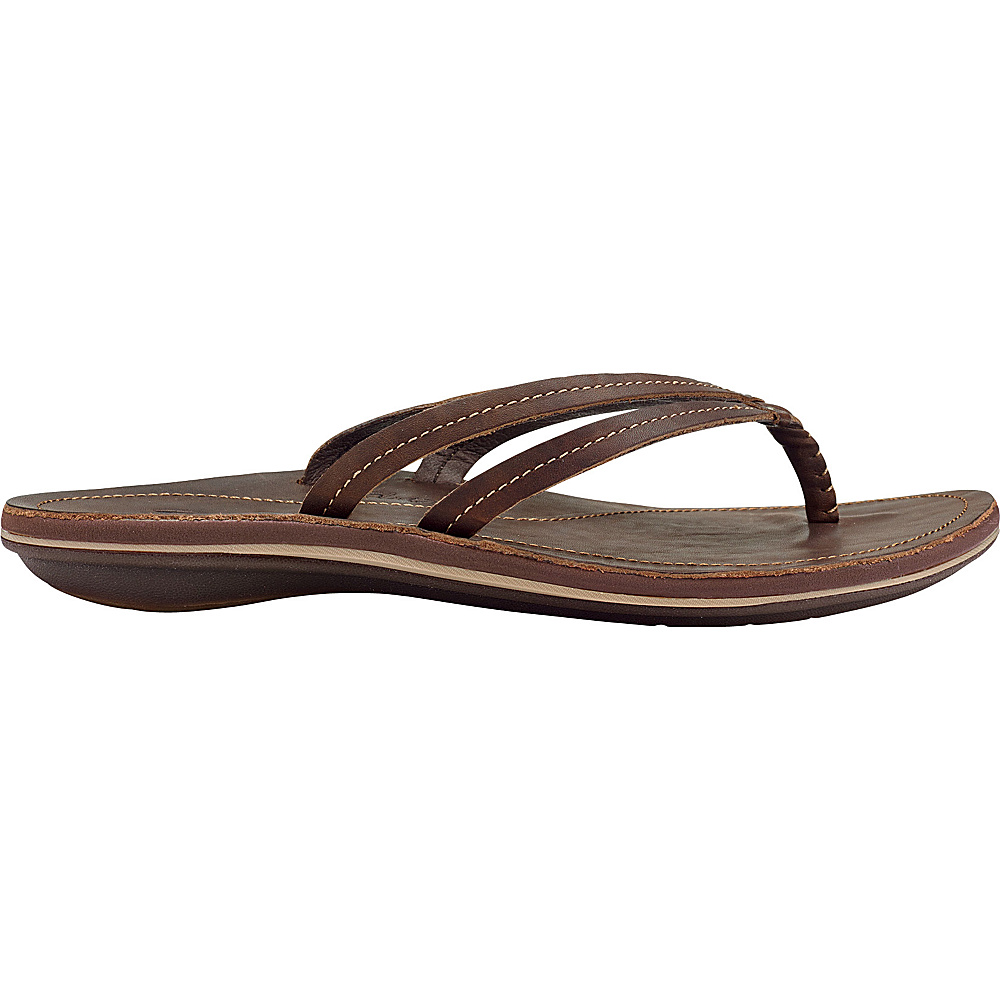 OluKai Womens UI Sandal 5 - Dark Java/Dark Java - OluKai Womens Footwear - Apparel & Footwear, Women's Footwear