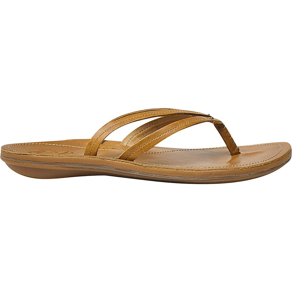 OluKai Womens UI Sandal 5 - Sahara/Sahara - OluKai Womens Footwear - Apparel & Footwear, Women's Footwear