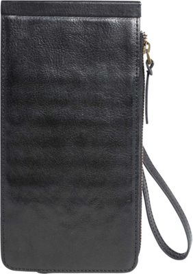 Old Trend Boronia Clutch Black - Old Trend Women's Wallets
