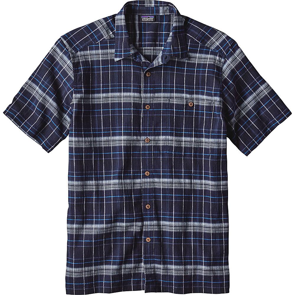 Patagonia Mens A/C Shirt XS - Abyss: Navy Blue - Patagonia Mens Apparel - Apparel & Footwear, Men's Apparel
