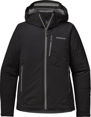Patagonia Womens Stretch Rainshadow Jacket XL - Black - P...