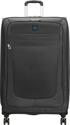 Skyway Revel 30 inch Spinner Upright Black - Skyway Softside Checked