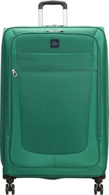 Skyway Revel 30 inch Spinner Upright Teal - Skyway Softside Checked