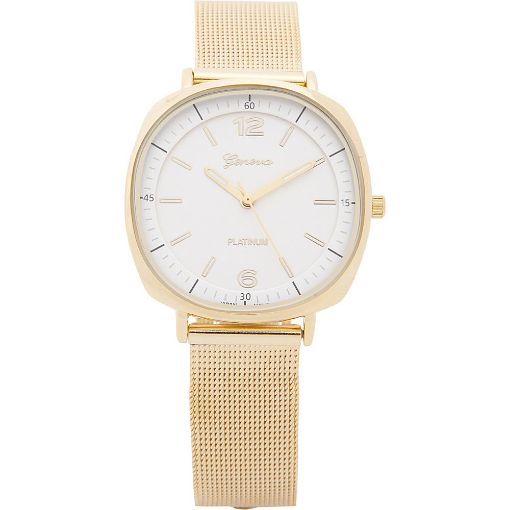 Samoe Mesh Bracelet Watch Gold Samoe Watches