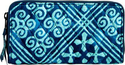 Vera Bradley RFID Georgia Wallet-Retired Prints Cuban Tiles - Vera Bradley Women's Wallets