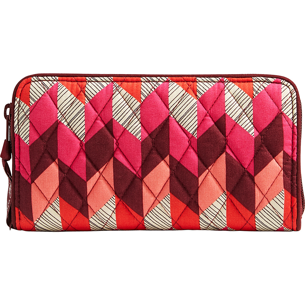 Vera Bradley RFID Georgia Wallet-Retired Prints Bohemian Chevron - Vera Bradley Womens Wallets - Women's SLG, Women's Wallets