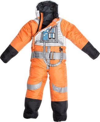 Selk'bag Kids Star Wars Wearable Sleeping Bag: Rebel Pilot Rebel Pilot - Large - Selk'bag Outdoor Accessories