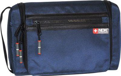 Nidecker Design Capital Collection Hanging Travel Kit Indigo - Nidecker Design Toiletry Kits