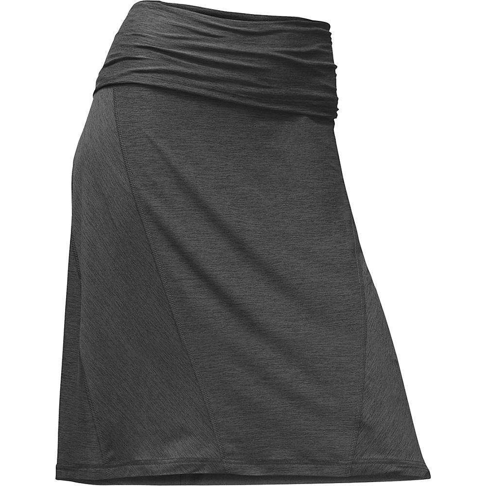 The North Face Womens Getaway Skirt L - Tnf Dark Grey Heather - The North Face Womens Apparel - Apparel & Footwear, Women's Apparel