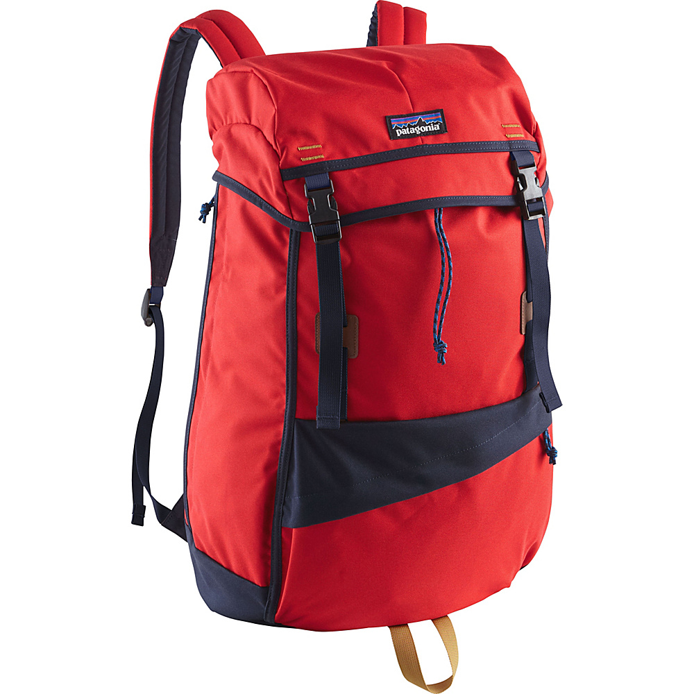 Patagonia Arbor Grande Pack 32L Fire - Patagonia Everyday Backpacks - Backpacks, Everyday Backpacks