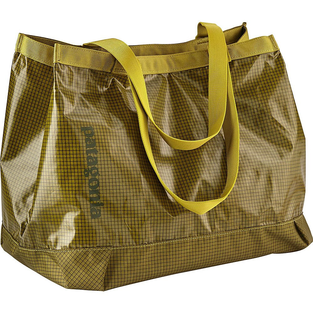 Patagonia Lightweight Black Hole Gear Tote Golden Jungle - Patagonia All-Purpose Totes - Travel Accessories, All-Purpose Totes