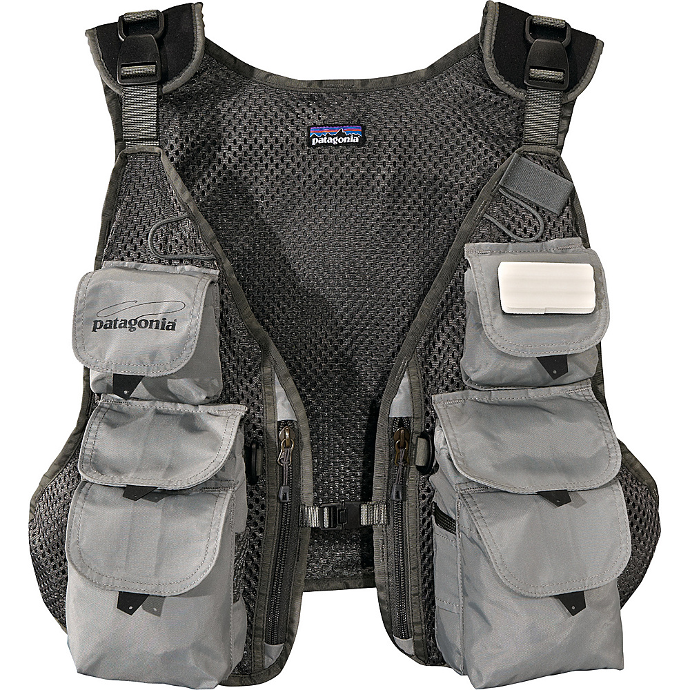 Patagonia Convertible Vest Forge Grey - Patagonia Day Hiking Backpacks - Outdoor, Day Hiking Backpacks