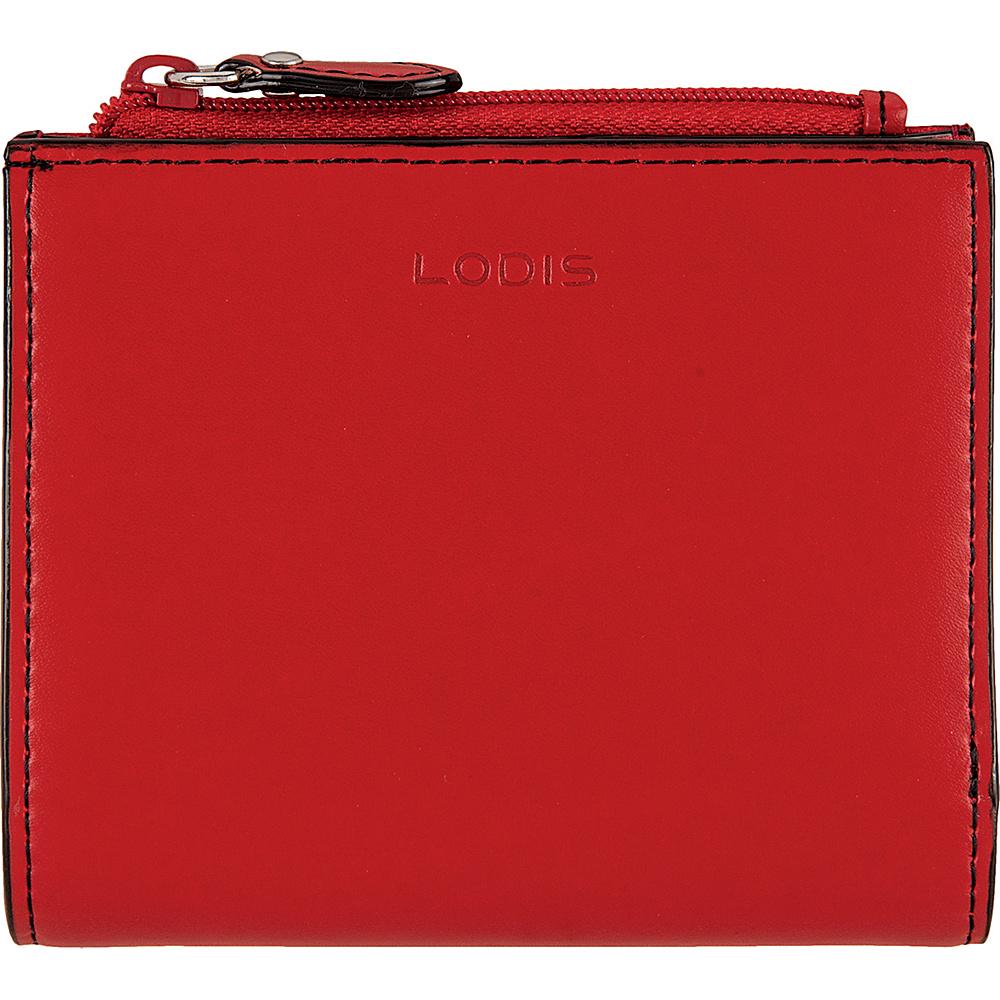 Lodis Audrey Aldis Wallet Red - Lodis Womens Wallets - Women's SLG, Women's Wallets