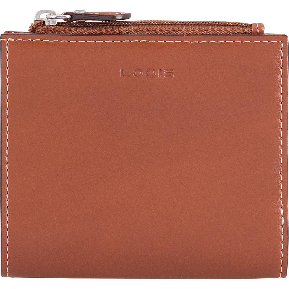 Lodis Audrey RFID Aldis Wallet Sequoia/Papaya - Lodis Womens Wallets - Women's SLG, Women's Wallets